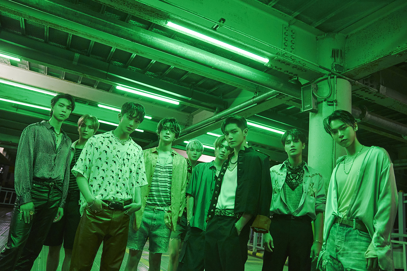 NCT 127将于9月17日出演人气脱口秀《The Late Late Show with James Corden》!  首次公开新曲《Sticker》舞台!